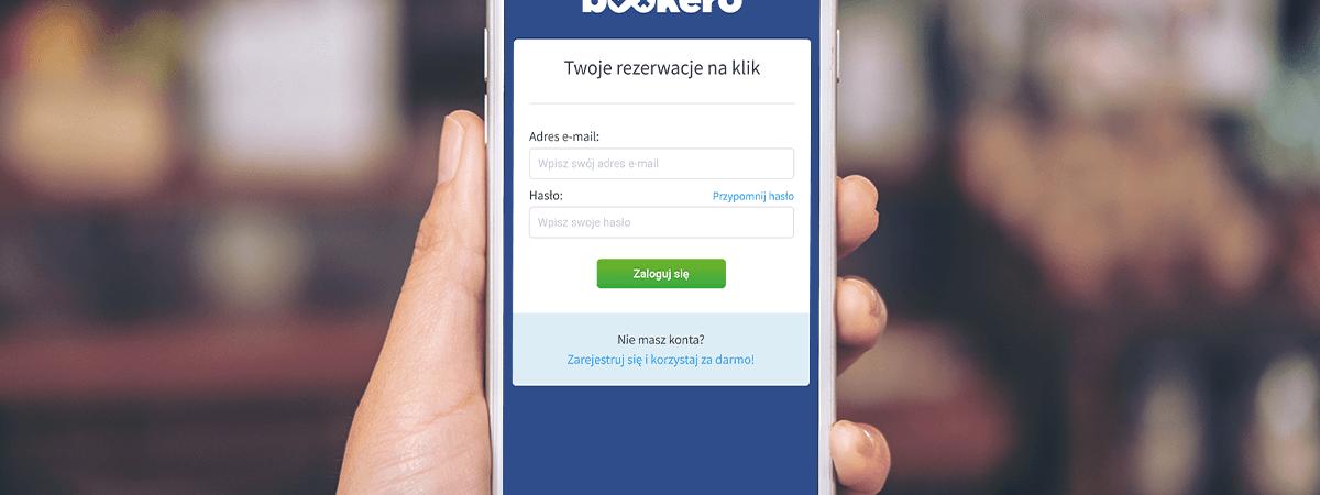 Korzystaj z Bookero za pomocą aplikacji mobilnej w formie PWA