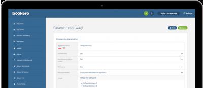 Dodawanie dodatkowych parametrów rezerwacji nie widocznych dla klientów