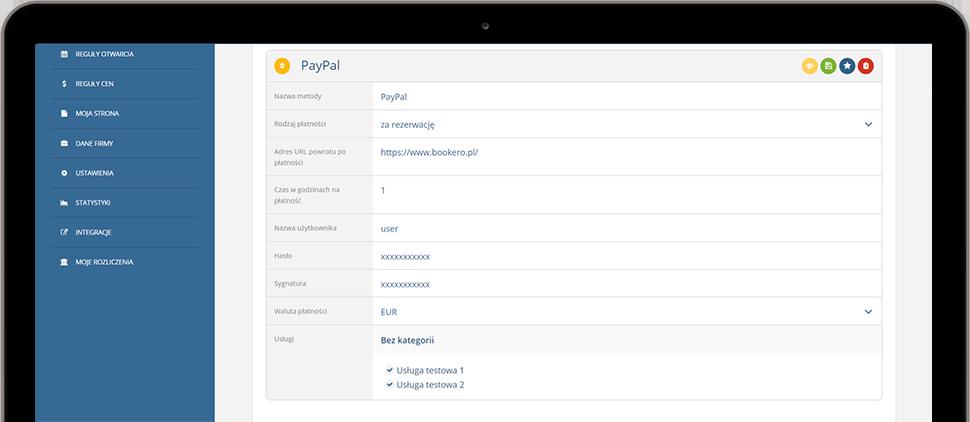 Płatność w obcej walucie za pomocą PayPal